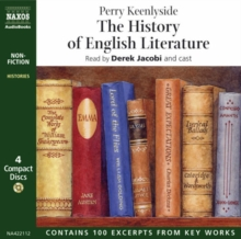 The History of English Literature, CD-Audio Book