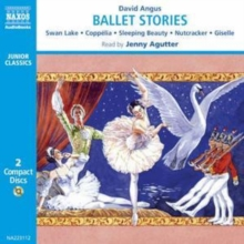 Ballet Stories, CD-Audio Book