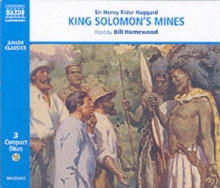 King Solomon's Mines, CD-Audio Book