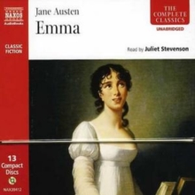 Emma, eAudiobook MP3 Book