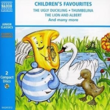 "Children's Favourites : ""Ugly Duckling"", ""Thumbelina"", ""Lion and Albert"", and Many More, CD-Audio Book"