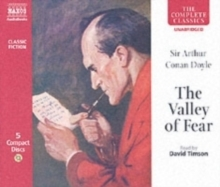 The The Valley of Fear : The Valley of Fear Unabridged, CD-Audio Book