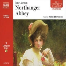 Northanger Abbey, eAudiobook MP3 Book