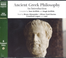 Ancient Greek Philosophy : An Introduction, CD-Audio Book