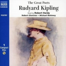 The Great Poets : Rudyard Kipling, CD-Audio Book