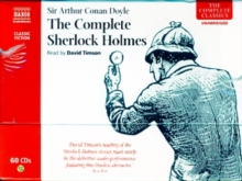The Complete Sherlock Holmes, CD-Audio Book