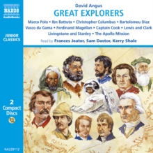 Great Explorers of the World, MP3 eaudioBook
