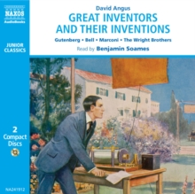 Great Inventors and their Inventions, MP3 eaudioBook