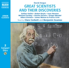 Great Scientists and their Discoveries, MP3 eaudioBook