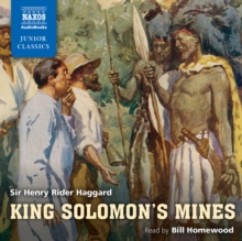 King Solomon's Mines, MP3 eaudioBook