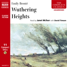 Wuthering Heights, MP3 eaudioBook