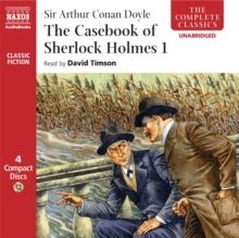The Casebook of Sherlock Holmes - Volume I, MP3 eaudioBook