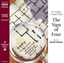 The Sign of Four, MP3 eaudioBook