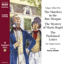 The Murders in the Rue Morgue, MP3 eaudioBook