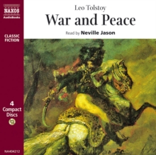 War and Peace, MP3 eaudioBook
