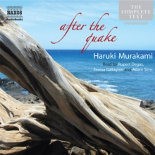 after the quake, MP3 eaudioBook