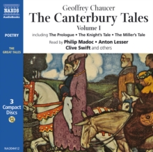 The Canterbury Tales, MP3 eaudioBook