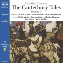 The Canterbury Tales II, MP3 eaudioBook