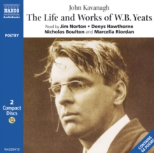 The Life & Works of W. B. Yeats, MP3 eaudioBook