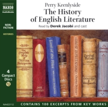 The History of English Literature, MP3 eaudioBook