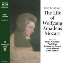 The Life of Mozart, MP3 eaudioBook