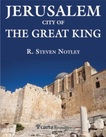 Jerusalem : City of the Great King, Paperback Book