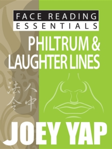 Face Reading Essentials - Philtrum & Laughter Lines, Paperback / softback Book