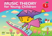 Music Theory for Young Children 1, Book Book