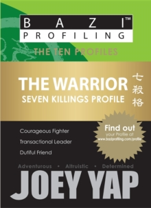 Warrior : Seven Killings Profile, Paperback / softback Book
