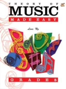 Theory of Music Made Easy Grade 5, Sheet music Book