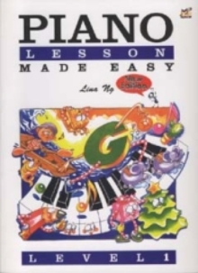 Piano Lessons Made Easy : Level 1, Sheet music Book