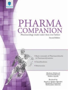 Pharma Companion, Paperback Book