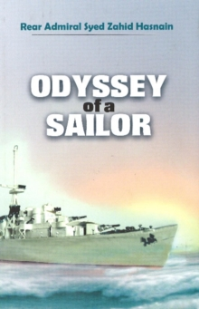 Odyssey of a Sailor, Hardback Book