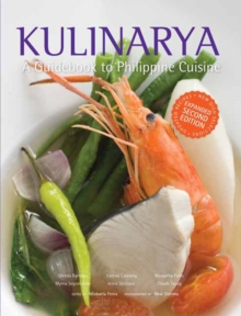 Kulinarya, A Guidebook to Philippine Cuisine, Paperback Book