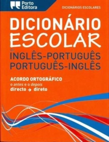 English-Portuguese & Portuguese-English School Dictionary, Paperback / softback Book