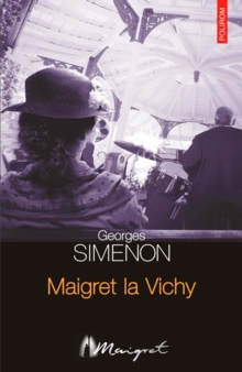 Maigret la Vichy, EPUB eBook