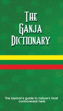 The Ganja Dictionary, Paperback / softback Book