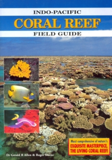 Indo-Pacific Coral Reef Guide, Paperback Book