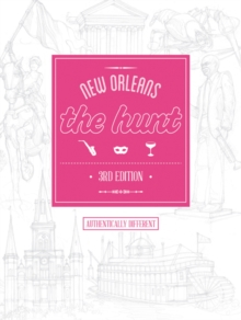 The Hunt New Orleans, Paperback Book
