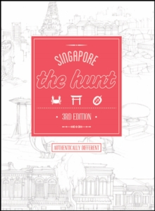 The Hunt Singapore, Paperback Book
