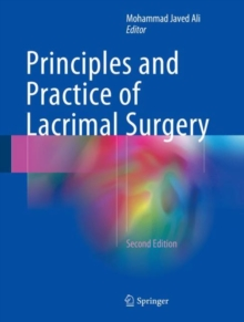 Principles and Practice of Lacrimal Surgery, Hardback Book