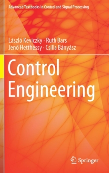 Control Engineering, Hardback Book