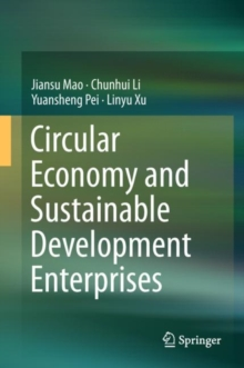 Circular Economy and Sustainable Development Enterprises, Hardback Book