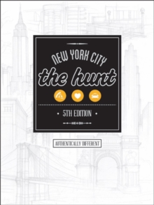The Hunt New York City, Paperback Book