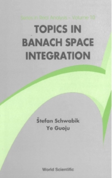Topics In Banach Space Integration, PDF eBook