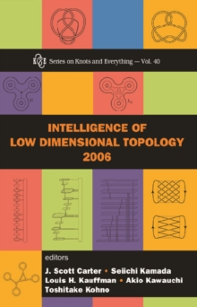 Intelligence Of Low Dimensional Topology 2006, PDF eBook