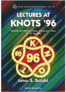 Lectures At Knots '96, PDF eBook