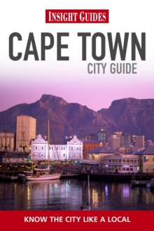Insight Guides City Guide Cape Town, Paperback / softback Book