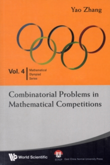 Combinatorial Problems in Mathematical Competitions, Paperback Book