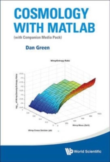 Cosmology With Matlab: With Companion Media Pack, Paperback Book
